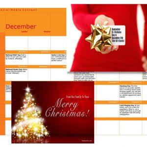 HotOperator Social Media Calendar
