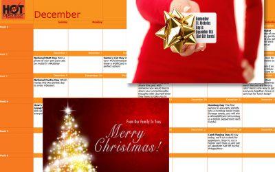 Making Restaurant Social Media Calendars That Work