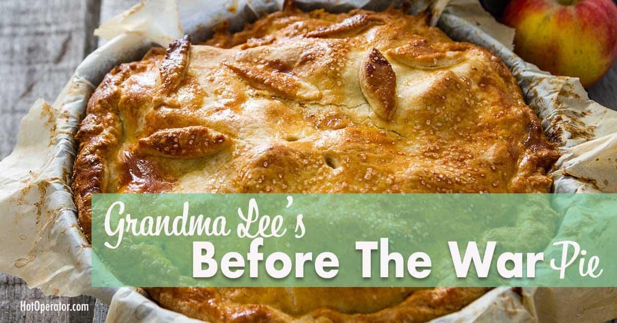 Grandma Lee's Pie