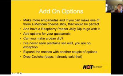 Mark Laux on Restaurant Rockstars Reviews Ho'Brah Taco Joint