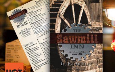 Design-Engineering Sawmill Restaurant Menu System